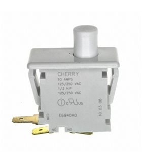 0E69-40A0 - SWITCH, SPDT, SNAP IN - 0E69-40A0