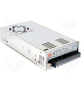 QP-200-3C - Fonte Alimentação 210W;5VDC;3.3VDC;15VDC;-15VDC - QP-200-3C