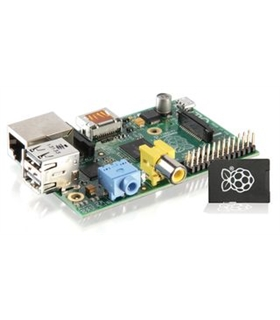 RASPBERRYBC-8GB-USD - SBC, RASPBERRY PI, 8GB MICROSD CARD - RASPBERRYBC-8GB