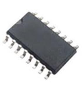 SI8640AB-B-IS - DIGITAL ISOLATOR, 35NS, WSOIC-16 - SI8640AB