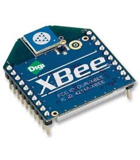 XB24-Z7CIT-004 - XBee 2mW PCB Antenna-Series 2(ZigBee Mesh) - XB24-Z7CIT-004