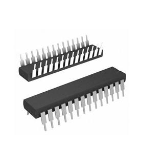 PIC18F26K80 - Mcu, 8BIT, 64K Flash, 4K Ram, 28PDIP - PIC18F26K80