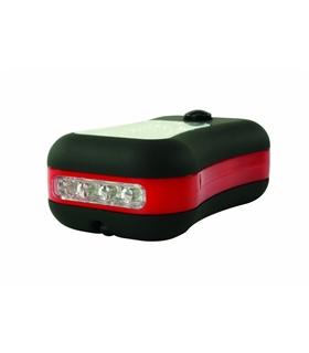 16000045 - Lanterna working Light 2 em 1  24 Leds - 1600-0045