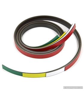 Iman - Fita Magnetica Vermelha 80g/cm2 - MXMT10/RED