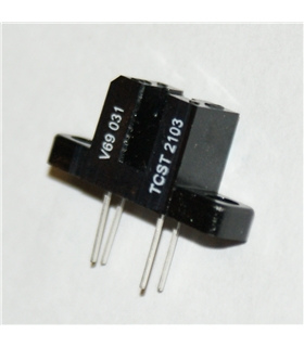 TCST2103 - SENSOR, OPTICAL, PHOTOTRANSISTOR O/P - TCST2103