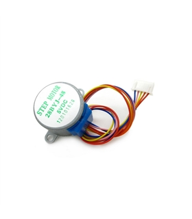 MX120723014 - 28BYJ-48 High Quality Stepper Motor 5V - MX120723014