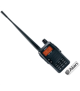 Radio Alan Hp 408 Vhf - HP408