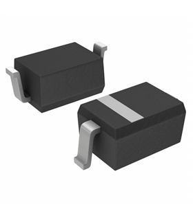 1PS76SB40 - Diodo, Schottky, 40V, 0.12A, SOD-323 - 1PS76SB40