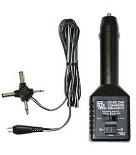 Adaptador de Isqueiro 1,2 - 12V 800mA - MW191