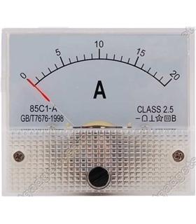 Amperimetro 20a Dc - A20A