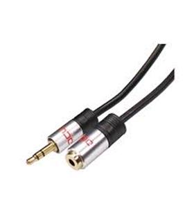 DCU30701070 - Cabo Audio Jack 3.5 St Macho/Femea 3mts - DCU30701070