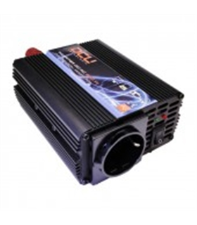 Conversor 12Vdc para 230Vac 300W com Fichas Usb - PI300USB