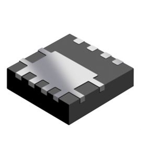 FDMC8296 - Mosfet N, 30V, 18A, 27W, 0.008 Ohm, SMD - FDMC8296