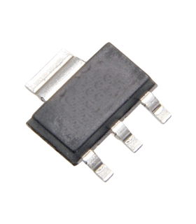 MCP1825S-3302E/DB - IC, LDO, 3.3V, 500MA, SOT-223-3 - MCP1825S-3302E