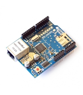 Arduino Wiznet Ethernet W5100 Shield - MX030555