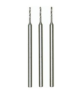 Conjunto de 3 brocas HSS Ø0,8mm - 2228852