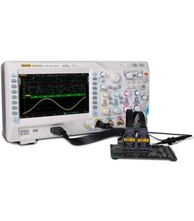 MSO4012 - Osciloscópio de Sinal Misto 100MHz - MSO4012