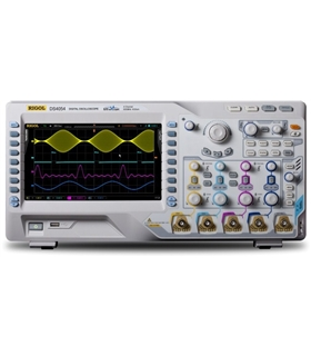 DS4054 - Osciloscópio Digital 500MHz - DS4054