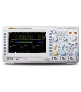 DS2202A-S - Osciloscópio Digital 2 Canais, 200MHz - DS2202A-S
