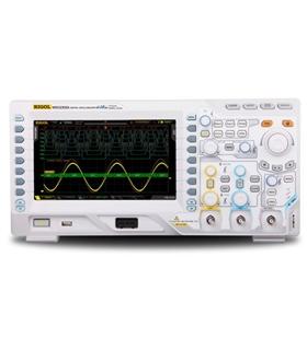 MSO2102A - Osciloscópio de Sinal Misto, 100MHz - MSO2102A