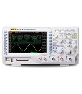 MSO1074Z-S - Osciloscópio de Sinal Misto, 70MHz - MSO1074Z-S