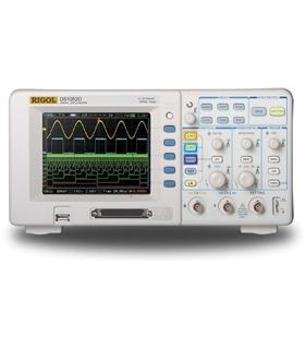DS1052D - Osciloscópio de Sinal Misto, 50MHz - DS1052D