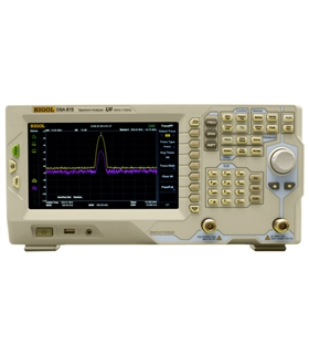 DSA815 - Analisador de Espectro - DSA815