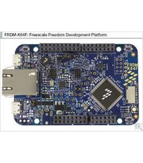 FRDM-K64F - DEV BOARD, MK64FN1M0VLL12 ETHERNET/USB - FRDM-K64F