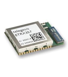 ETRX357 - ZIGBEE MOD, EM357, AMR, M2M, 250KBPS - ETRX357