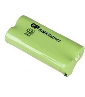 Pack 2 Pilhas LR6 2500MAH c/ patilhas - 1692R62500