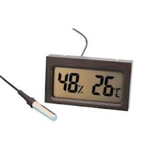Termometro Digital Com Sonda [-50ºC +70ºC] - DTP3
