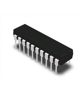 MC14489BPE - IC, LED DRIVER 5-CH - MC14489
