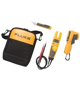 Fluke T5-600/62MAX+/1ACE - Thermometer,Electrical Detect Kit - FLUKET5-600/62MAX