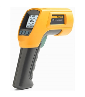 Fluke 572-2 - High Temperature Infrared Thermometer - FLUKE572-2