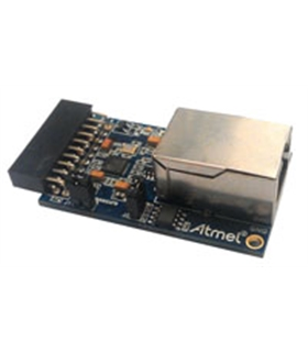ATETHERNET1-XPRO - EXT BOARD, XPLAINED PRO ETHERNET MAC/PHY - ATETHERNET1-XPRO