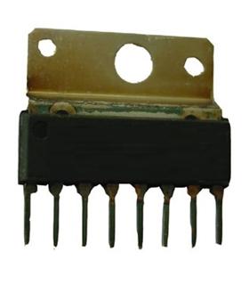 MB3756 - Regulador de Tensão Monolitico, SIP8 - MB3756