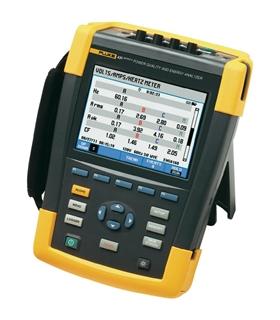 Fluke 435-II BASIC - Three-Phase Power Quality - FLUKE435-IIBASIC