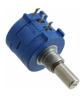 Potenciometro Multivolta 10Voltas 200 OHM - 1622200