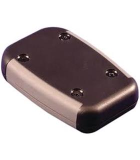 HM1553AABK - Caixa Plastico ABS Hamond 75x50x17 - HM1553AABK