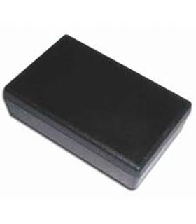 CX465PT - Caixa Plastica Preta 39x79x22mm - CX465PT