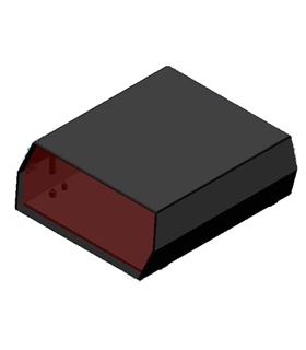 Teko D13 - Caixa plastico 135X150X54 - D13