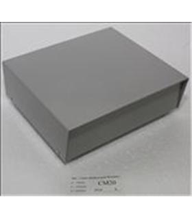CM 20 - Caixa Aluminio 59X195X165 - CM20