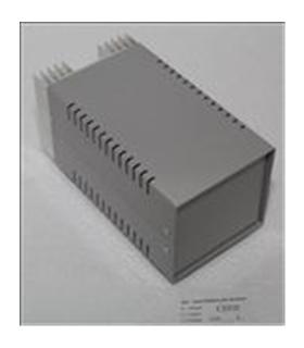 CD 10 - Caixa Aluminio com Dissipador 100X114X190 - CD10