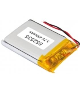 Bateria p/ GPS compatível c/ TomTom ONE V1 LiIon 3.7V 1150mA - MX0354561