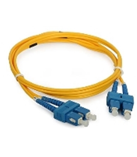 PC-511D / L3411 - Patchcord Ethernet Monomodo Duplex - L3411