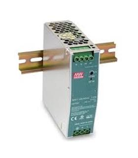 Fonte Alimentação Comutada 120W, 12VDC,12-14VDC, 90-264VAC - EDR-120-12