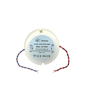 Transformador para lâmpadas LED 12V DC 10W - AB8362