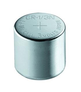 Pilha Litio CR1/3N 3,0V LiMnO2 - Duracell - 169CR1/3