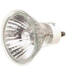 Lâmpada de halogéneo GU10 projectora Ø50mm 230V 50W - L22050