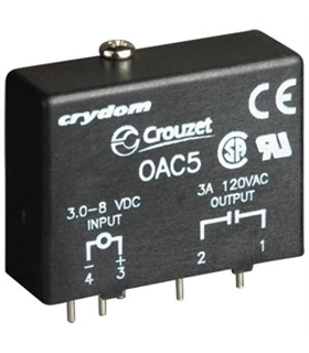 I/O Modules I/O Module Std digital output - OAC5A